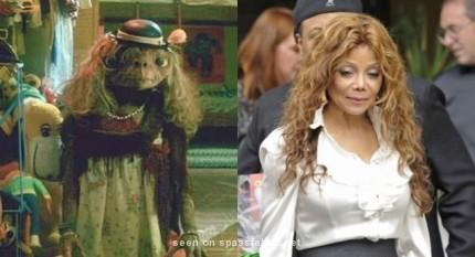 Funny: Janet Jackson vs. E.T